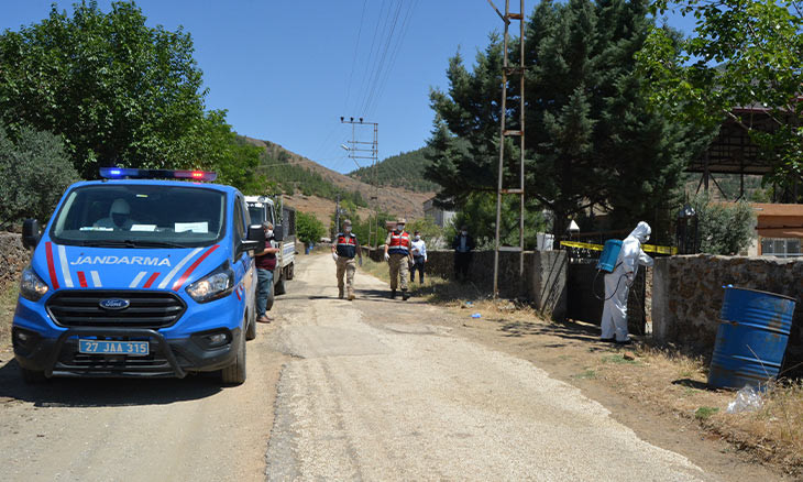 Turkey's southeastern province repeatedly receives majority of COVID-19 curfew violation fines
