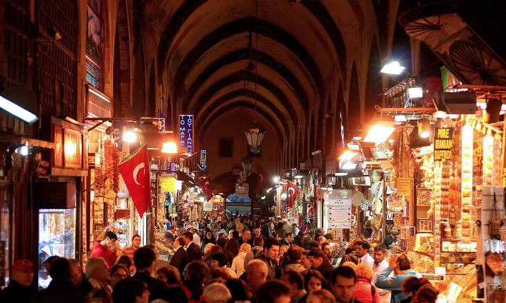 The Grand Bazaar as a museum