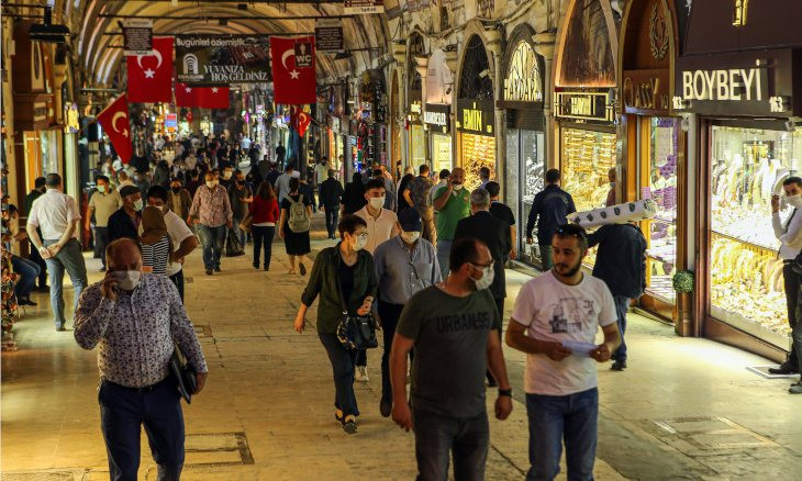 Istanbul, Ankara see lowest rise in coronavirus cases in a week, says health minister