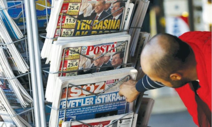 Turks trust Fox TV the most, A Haber the least for news, survey reveals
