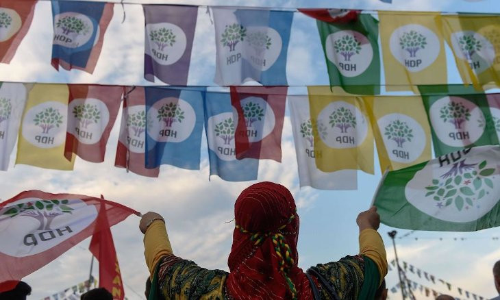 HDP to meet with NGOs, opinion leaders and locals during its Democracy March to Ankara