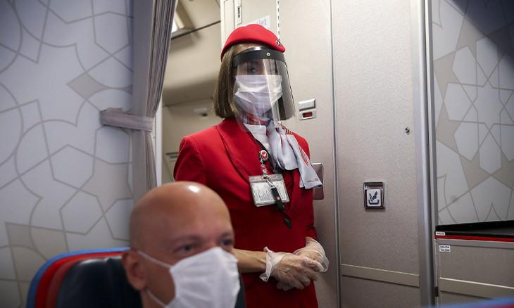 Turkish Airlines resumes international flights