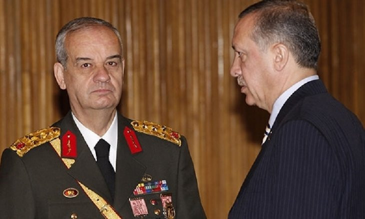 Former army chief Başbuğ summoned to testify over Gülen's political leg remarks