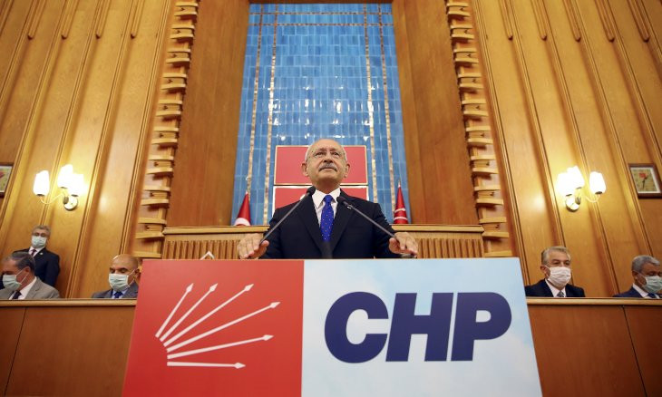 CHP leader urges release of Selahattin Demirtaş following court rulings
