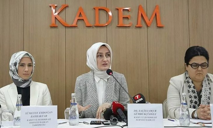 Turkish pro-gov't women's rights organization condemns Twitter trend on reverse sexism