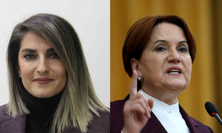 Akşener says sexual threats against former HDP co-chair's wife caused by gov't indifference