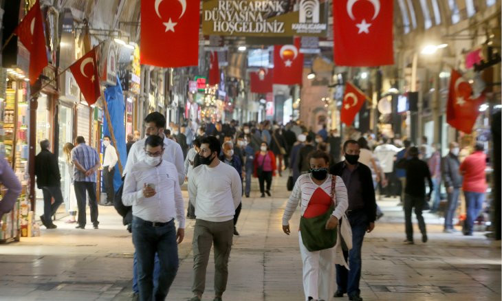 Turkey's coronavirus death toll rises by 23 to 4,563, with 827 new cases