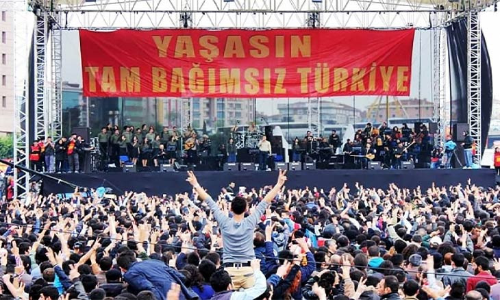 Istanbul governor denies giving Grup Yorum permission for a concert