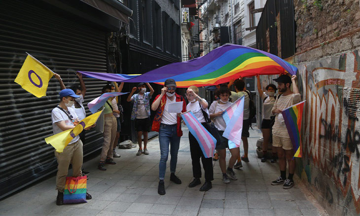 This year's Istanbul Pride takes off online amid COVID-19 pandemic