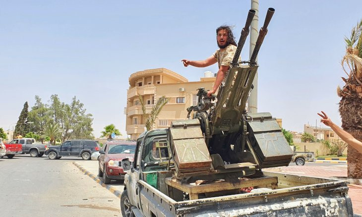 UN receives 'numerous' reports of looting in Libyan towns retaken by Turkey-backed forces