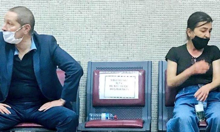 Turkish court arrests journalist Müyesser Yıldız at midnight