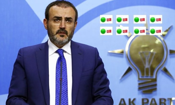 AKP ends 'green dot' social media campaign 40 days after initiating it