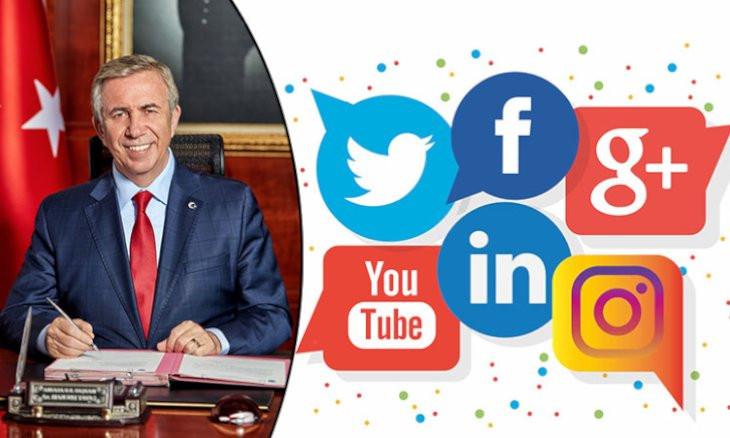Ankara Mayor Yavaş issues warning to personnel regarding social media use