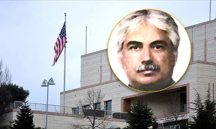 US 'deeply troubled' by Turkey's conviction of US consulate employee Topuz