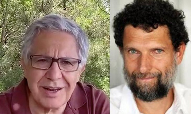 Prominent musician calls Osman Kavala 'one of the best philanthropists in the world'