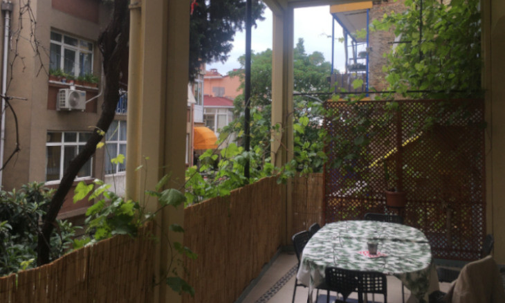 Istanbul, COVID-19, and the importance of balconies