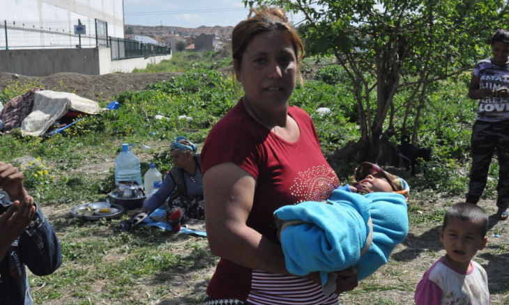 Local Roma residents in İzmir facing serious human rights violations