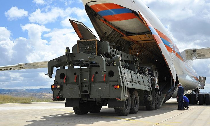 Russia says Turkey cannot re-export S-400 air defense systems after US senator's proposal to buy them