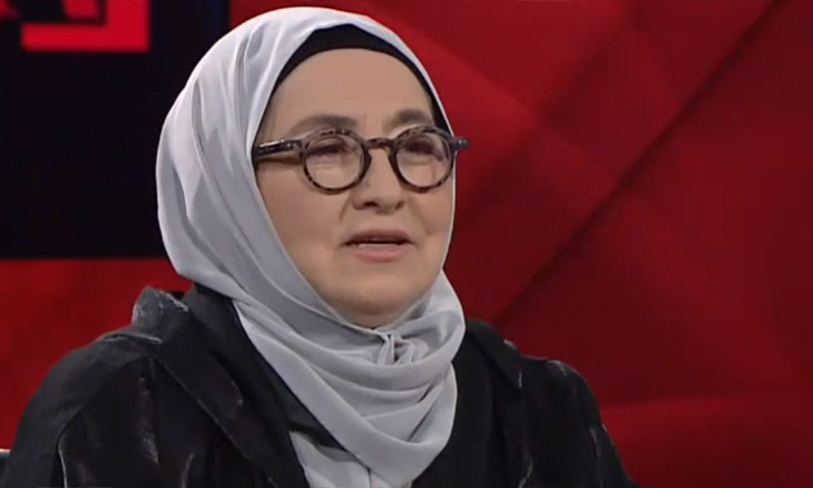 Prosecutor seeks up to 6 years in prison for Islamist TV commentator over her death threats on TV