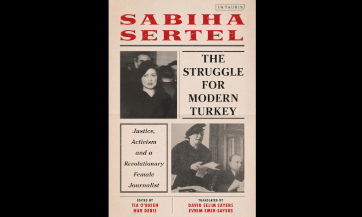 A tough female journo's account of the struggle for modern Turkey