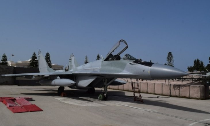 Russia sends second batch of fighter jets to Syria