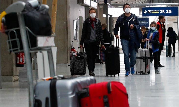 Turkey excluded from EU's coronavirus 'safe' travel list