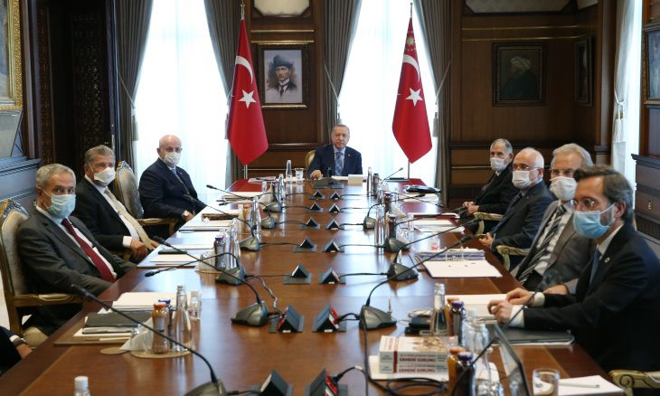 Erdoğan 'ordered establishment of institution to develop new strategies on Armenian Genocide issue'