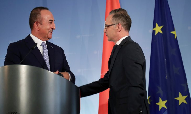 Germany tells Turkey travel warning will be regularly reviewed, as Ankara asks EU to correct 'mistake'