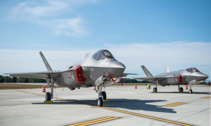 US senators urge Pentagon to speed Turkey's expulsion from F-35 supply chain