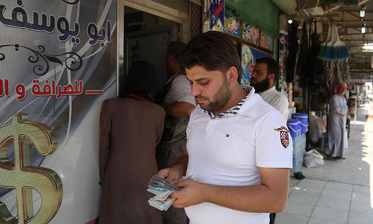 'Using the Turkish Lira in Syria is completing Ankara's invasion'