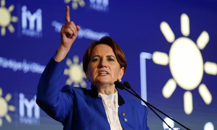 Turkey's top court dismisses İYİ Party chair Akşener's appeal over expulsion from MHP