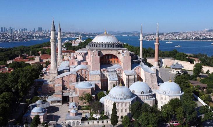 Conversion of Hagia Sophia will not impact relations with Ankara: Kremlin