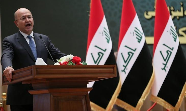 Iraq calls on Turkey to halt 'military violation' on its soil