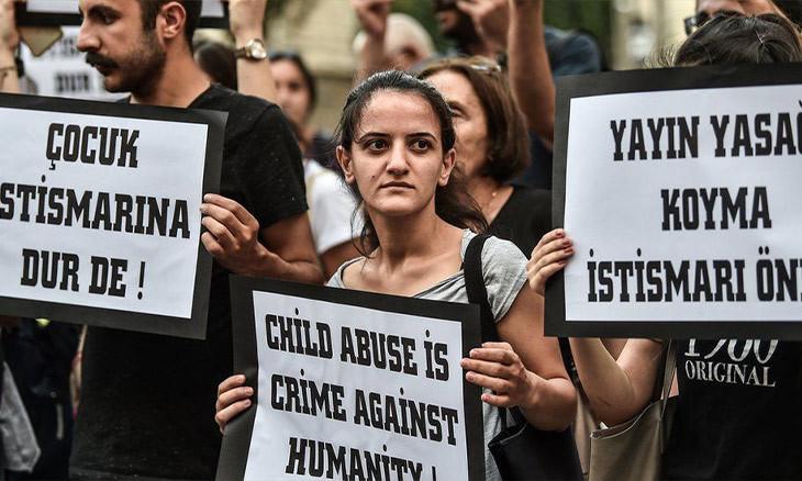 Turkish women's platform tells gov't to drop sexual predator amnesty bill