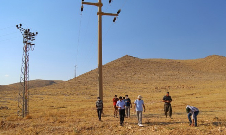 Electric company deprives thousands of Mardin villagers of water during COVID-19 outbreak
