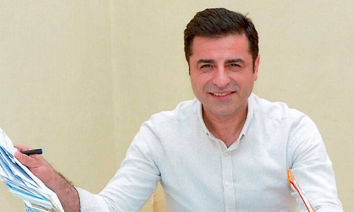 Lawyers take Demirtaş's case to top court following Turkey's refusal to implement ECHR ruling