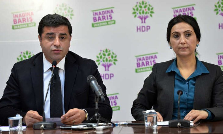 Ankara court rules to keep Demirtaş and Yüksekdağ behind bars in 2014 Kobani protests case