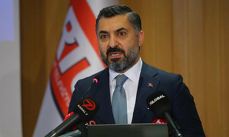 Media watchdog head to get multiple salaries after being appointed to Halkbank board membership