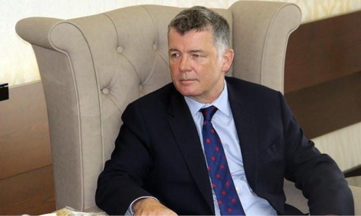 Former UK ambassador to Turkey named as new MI6 boss