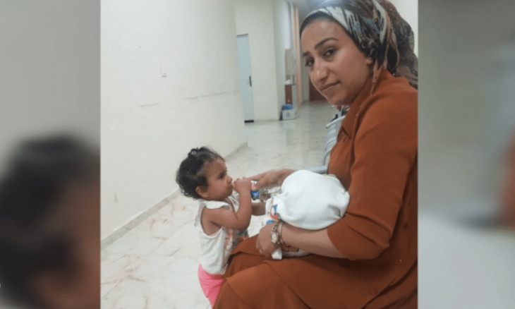 Turkey's Human Rights Association calls for release of mother jailed with two sick children