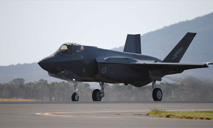 Turkey no longer official 'global participant' of F-35 fighter jets program
