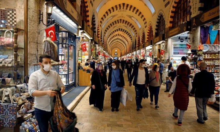 Erdoğan rules out curfew plans during Eid al-Adha holiday