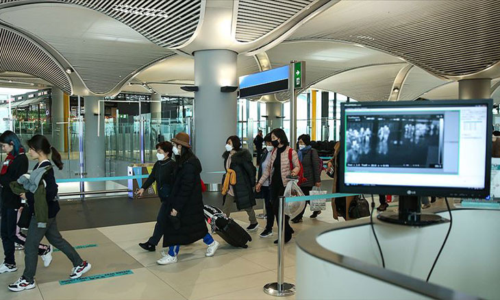 Over 200,000 people arrived in Turkey in the first month of normalization after COVID-19 stroke