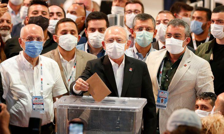 CHP reelects Kemal Kılıçdaroğlu as party leader for seventh time