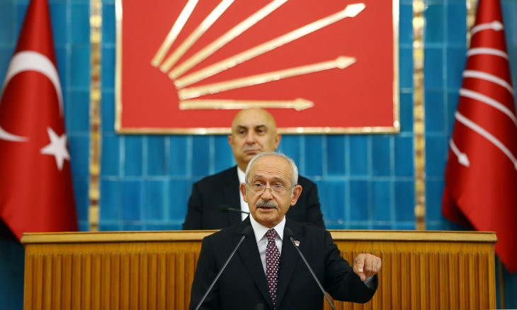 CHP leader slams MÜSİAD for hosting factory owner after deadly blast, says 'You're feeding on human flesh'