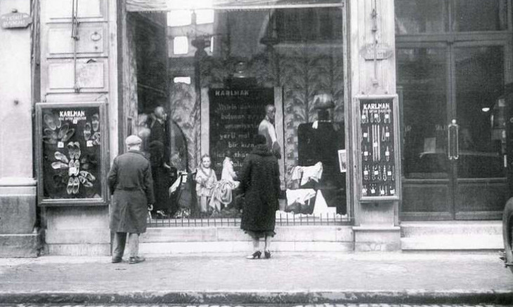 Beyoğlu's Jewish landmarks in fashion II