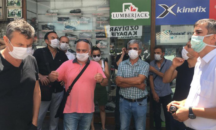 Turkish police blocks union protest against top religious authority's 'damning' words