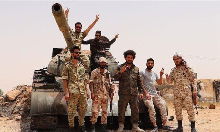 Russia working on immediate Libya ceasefire with Turkey