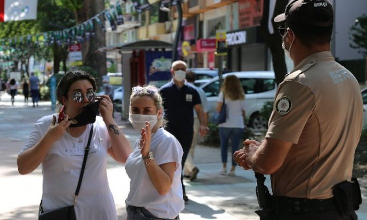 Turkish court cancels fine imposed on citizen for not wearing face mask