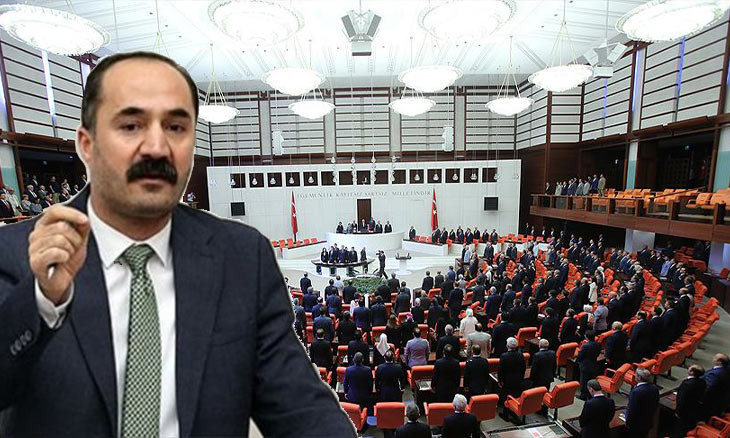 HDP deputy accused of assaulting wife suspended from party, expulsion pending